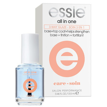 Essie Three Way Glaze 6023