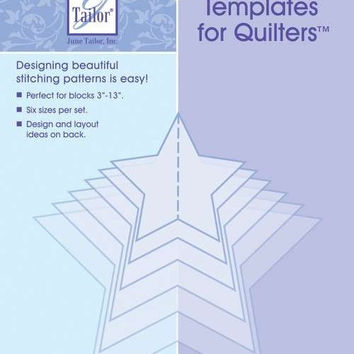 Mix 'n Match Templates - Star (420J) - June Tailor