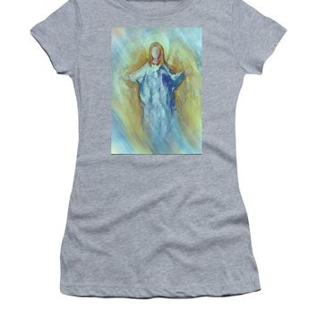 Angel Of Harmony - Women's T-Shirt (Athletic Fit)