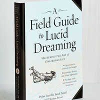 Quirky A Field Guide to Lucid Dreaming by ModCloth