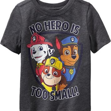 Old Navy Paw Patrol Tees For Baby