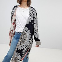 Free People Lisbon Embellished Duster at asos.com