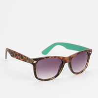 Colorblock Pop Risky Sunglasses