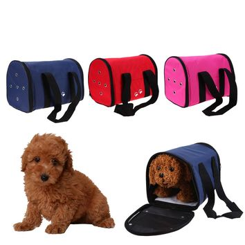 Dog Bag Dog Carrier Bags Supplies Cat Carrier Backpack Front Chest