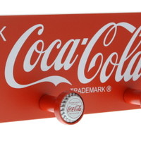 Coke ® Crate Coat Rack