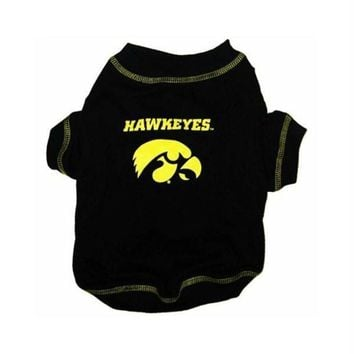 DCCKOP9 Iowa Hawkeyes Dog Tee Shirt