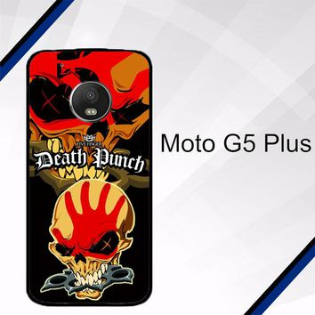 five finger death punch Z3324 Motorola Moto G5 Plus Case
