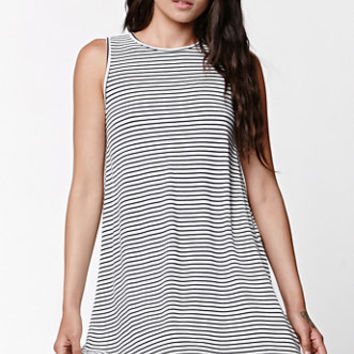 LA Hearts Jersey Knit Sleeveless Swing T-Shirt Dress at PacSun.com
