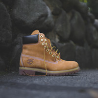 "Timberland 6"" Waterproof Premium Boot - Wheat"
