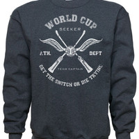 Potterhead Seeker Sweatshirt