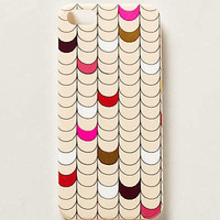 Metallic Scalloped iPhone 5 Cover