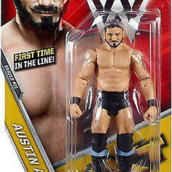 WWE Austin Aries Action Figure Basic Series 71 Mattel Toy New