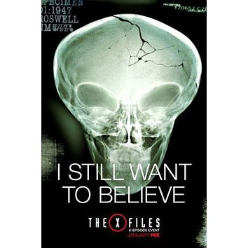 X-Files The Poster 27inx40in