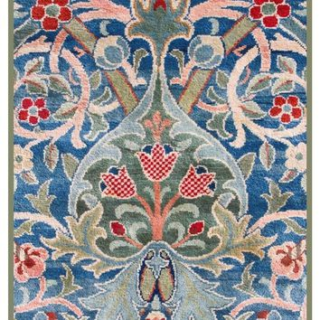 William Morris Hammersmith Design detail Counted Cross Stitch or Counted Needlepoint Pattern