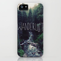 Wanderlust: Rainier Creek iPhone Case | Print Shop