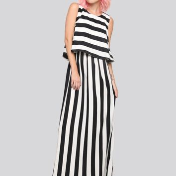Hold The Line Maxi Dress - Dresses - Clothes at Gypsy Warrior