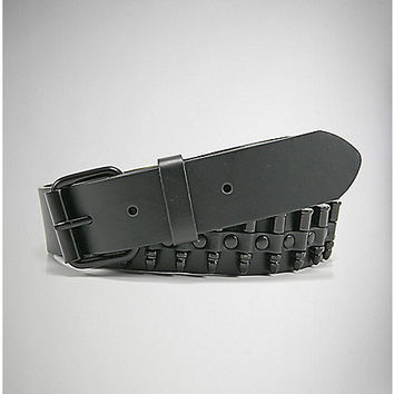 Black Bullet Belt - Spencer's