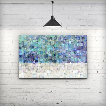 Tiled Paint - Fine-Art Wall Canvas Prints