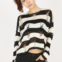ASYMMENTRIC VINTAGE TOP [KN29123] - $37.00 : Bellevior.com, Trend and New Vintage Clothing