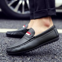 2016 Hot Sell Men Shoes Men's Fashion Men Drving Shoes Spring Summer Autumn And Winter Moccasins Casual Shoes Us Size 6.5-9