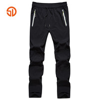 Summer Style Quick-drying Trousers Men Pants Couple Waterproof Breathable Stretch Outdoors Sporting Trousers