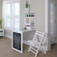 Recollections™ Fold Down Craft Table