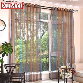 Tulle curtains for living room the window treatment brown curtains for bedroom for kids voile sheer curtains