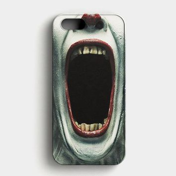 American Horror Story Normal People Scare Me iPhone SE Case