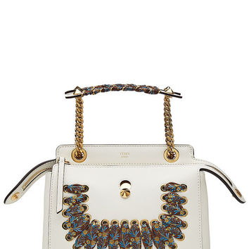 Dotcom Click Leather Shoulder Bag - Fendi | WOMEN | US STYLEBOP.COM