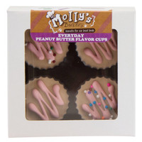 Molly's Barkery Peanut Butter Cups Dog Treat