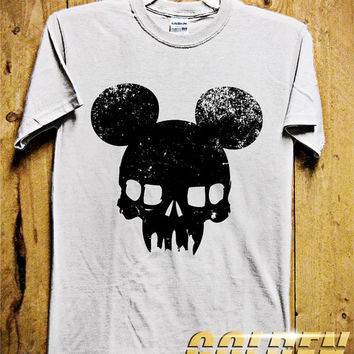 Mickey Resistance Men T-Shirt - Mickey Mouse T-Shirt - Disney Design for Men T-Shirt (Various All Color Available)