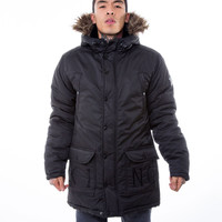 King Apparel - Noir Parker Jacket - Black