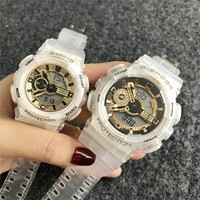 New G-SHOCK Fashion Women Men Cool Movement Watch Wristwatch