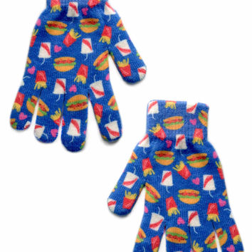 Fast Food Gloves