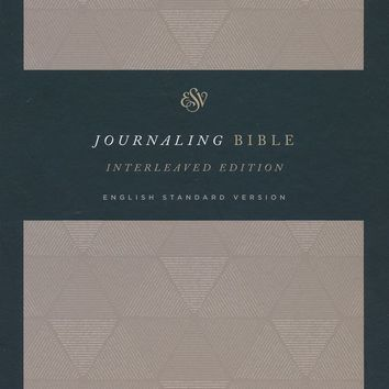 ESV Journaling Bible: Interleaved Edition