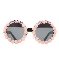 Rad and Refined Rose Sunglasses