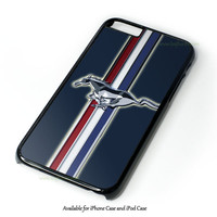 Ford Mustang Design for iPhone and iPod Touch Case