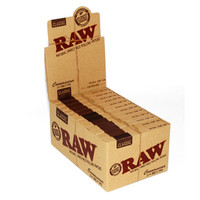 """Raw """"Classic"""" Connoisseur 1 1/4 with tips"""