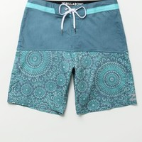 Billabong Shifty - Teal Boardshorts - Mens Board Shorts - Blue