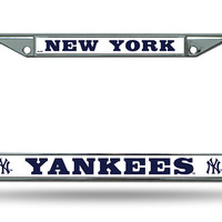 YANKEES CHROME FRAME