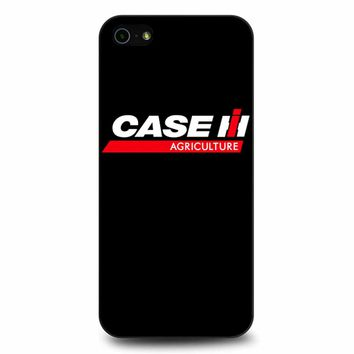 Case Ih Agriculture 3 iPhone 5/5s/SE Case