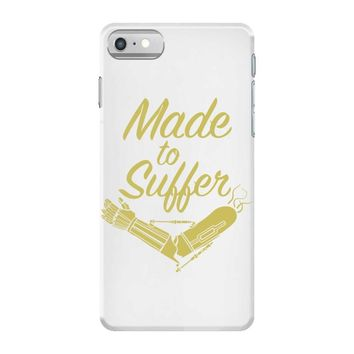 made to suffer iPhone 7 Case