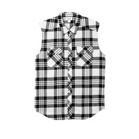 Petra flannel shirt | Sale Blouses | Monki.com