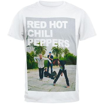Red Hot Chili Peppers - Drop Out T-Shirt