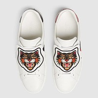 GUCCI Ace sneaker with removable patches F