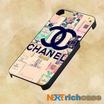 Cute Chanel Vintage Perfume For iPhone, iPod, iPad and Samsung Galaxy Case
