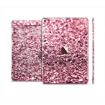 The Subtle Pink Glimmer Skin Set for the Apple iPad Air 2