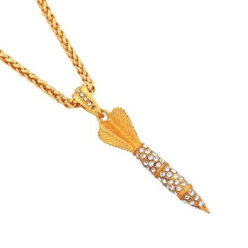 Shiny New Arrival Gift Stylish Jewelry Alloy Necklace [10819553411]