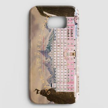 The Grand Budapest Hotel Samsung Galaxy Note 8 Case