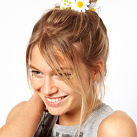ASOS Daisy Hair Bun Holder